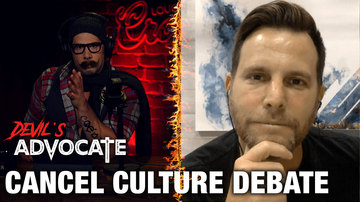 Ep 546 | DEVIL'S ADVOCATE: Dave Rubin vs. Skyler Turden Debate Cancel Culture! | Louder with Crowder