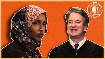 Ep 373 | Ilhan Omar Scrubs Her Love Life Off Twitter | The News & Why It Matters