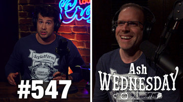 Ep 547 | ASH WEDNESDAY: Top 5 TV Shows of All Time! | Louder with Crowder