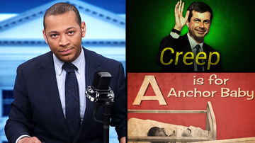 Ep 446 | Creepy Pete Buttigieg Is Obsessed with Murder | White House Brief