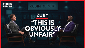 Ep 323 | Social Justice Taking A Toll on Women's Sports & US Blind Spots | Zuby | The Rubin Report