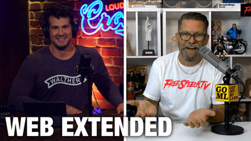 Ep 549 | WEB EXTENDED: Gavin McInnes Interview | Louder with Crowder