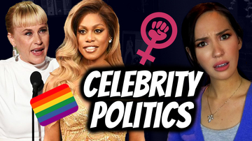 Ep 85 | YAWN: Political CELEB EMMY Speeches - Trans Rights & Equal Pay | Pseudo-Intellectual