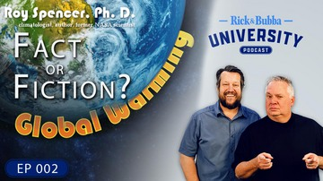 Ep 2 | Global Warming: Fact or Fiction? | Rick & Bubba University