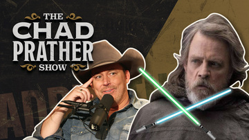 Ep 132 | My Twitter Fight with Luke Skywalker | The Chad Prather Show