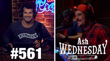 Ep 561 | ASH WEDNESDAY: Cigars vs. Pot! | Louder with Crowder