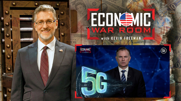 Ep 57 | America's 5G Network vs. China: What's at Risk? | Economic War Room