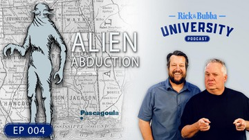 Ep 4 | Alien Abduction: New Witnesses, Humanoids, & Hypnosis | Rick & Bubba University