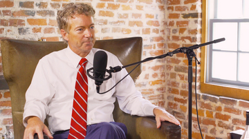 Ep 35 | Rand Paul Makes the Case Against Socialism | Kibbe on Liberty