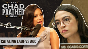 Ep 139 | The Anti-AOC Headed for Congress | Guest: Catalina Lauf | The Chad Prather Show