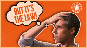 Ep 394 | Beto O'Rourke ACTUALLY Thinks Mass Shooters Will Follow the Law | The News & Why It Matters