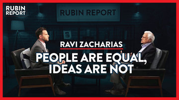 Ep 327 | How My Crisis Can Help You Find Meaning in Your Life | Ravi Zacharias | The Rubin Report