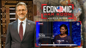 Ep 58 | Star Parker Shares How to Really Solve America's Wealth Gap | Economic War Room