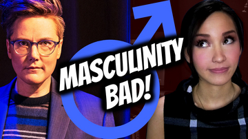 Ep 95 | 'NEW' Masculinity? GQ & Hannah Gadsby ROAST Men | Pseudo-Intellectual