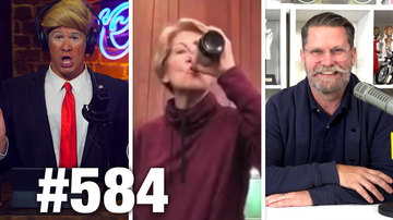 Ep 584 | DONALD TRUMP'S LWC TAKEOVER! | Gavin McInnes Guests | Louder with Crowder