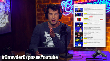 Ep 570 | PROOF: YOUTUBE CENSORED TULSI GABBARD | Louder with Crowder