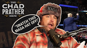 Ep 145 | 'Snatch This MAGA Hat Off, White Boy!' | The Chad Prather Show
