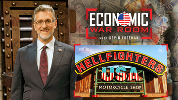 Ep 59 | Hellfighters USA: Part of America's Solution to the Economic War | Economic War Room