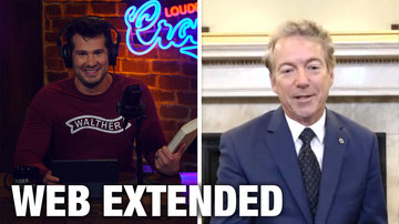 Ep 572 | WEB EXTENDED: Rand Paul Interview | Louder with Crowder