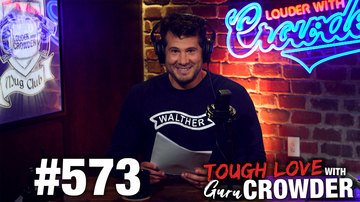 Ep 573 | KANYE WEST: Christian or Fraud? | Louder with Crowder