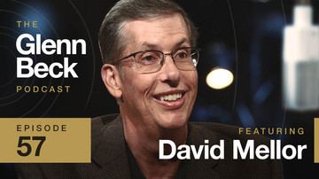 Ep 57 | 2 Accidents and 29 Years of PTSD: STILL Standing! | David Mellor | The Glenn Beck Podcast