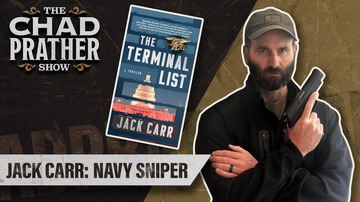 Ep 151 | Navy SNIPER to Best-selling Author | The Chad Prather Show