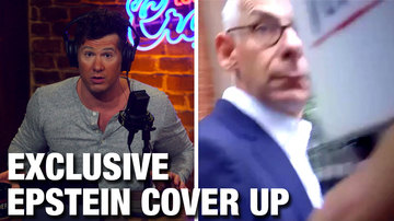 Ep 576 | EXCLUSIVE: James O'Keefe on #EpsteinCoverup | Louder with Crowder
