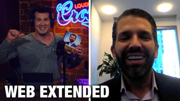 Ep 579 | WEB EXTENDED: Donald Trump Jr. | Louder with Crowder