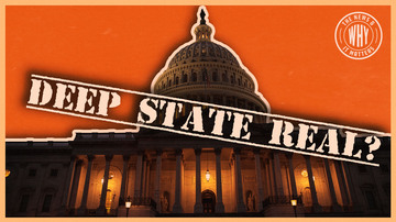 Ep 412 | DEEP STATE: Is it real? | The News & Why It Matters