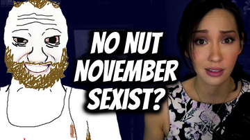 Ep 102 | NO NUT NOVEMBER: SEXIST & FAR-RIGHT? | Pseudo-Intellectual