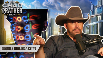 Ep 155 | Animal Testing and a Google City | The Chad Prather Show