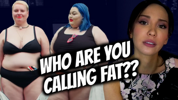 Ep 103 | GLORIFYING Obesity? BBC's 'Who Are You Calling Fat?' | Pseudo-Intellectual