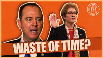 Ep 416 | Impeachment Hearings Round 2: Full of Schiff? | The News & Why It Matters