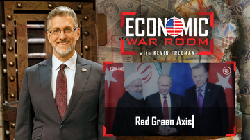 Ep 62 | The Red-Green Axis, Immigration, and Why It Matters to You! | Economic War Room