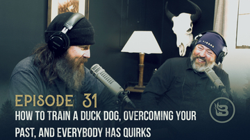 Ep 31 | How to Train a Duck Dog, Overcoming Your Past, and Everybody Has Quirks | Unashamed with Phi
