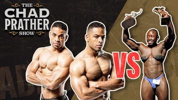 Ep 160 | The Hodgetwins vs. Trans Body Builders | The Chad Prather Show