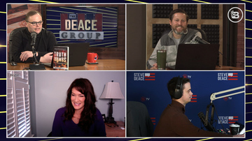 11/22/19 | Deace Group on Leftist Drivel, Chick-fil-A, & President Pete | Guest: D.C. McAllister | The Steve Deace Show