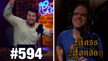 Ep 594 | MASS MONDAY: OK to Celebrate When Evildoers Die? | Louder with Crowder