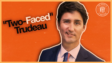 Ep 427 | Justin 'Two-Faced' Trudeau: Trump's New Name for Canada's PM | The News & Why It Matters