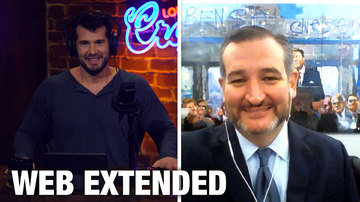 Ep 598 | WEB EXTENDED: Ted Cruz Interview | Louder with Crowder