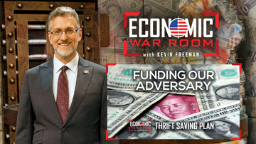 Ep 65 | Taking Money from Our Servicemen and Women & Investing It in China? | Economic War Room