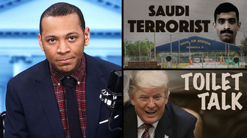 Ep 496 | Some Ally! Saudi Gunman Shoots Up a Navy Base, but Let's Not Talk About It! | White House Brief