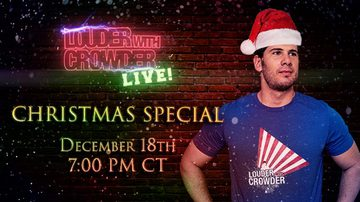 Crowder's Jolly Christmas Special!