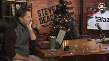 12/10/19 | Steve Storms Off the Set | Guest: Mat Staver | The Steve Deace Show