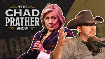 Ep 172   Our Favorite 'Lesbian,' Hillary Clinton, Is Back!   The Chad Prather Show