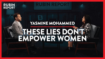 Ep 336 | Ex-Muslim Exposes the Reality of Islam in the West | Yasmine Mohammed | The Rubin Report