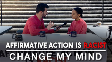 Ep 603 | Affirmative Action Is Racist | Change My Mind | Louder with Crowder