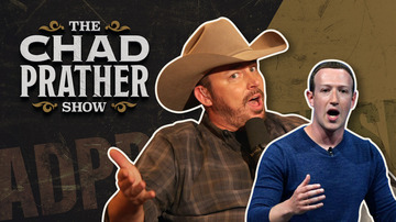 Ep 174   Twitter Is Labeling Republicans!   The Chad Prather Show