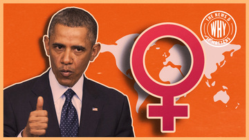 Ep 436 | Obama Is a Feminist Now! Can Women Fix the World in 2 Years? | The News & Why It Matters