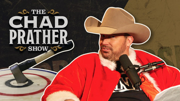 Ep 175   Axes to Replace Guns in NEW YORK?!   The Chad Prather Show